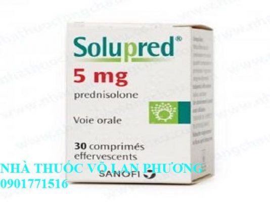 thuốc solupred 20 mg điều trị bệnh viêm khớp, viêm da, dị ứng giá bao nhiêu(2)