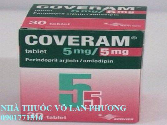 thuốc Coveram điều trị tăng huyết áp giá bao nhiêu(1)
