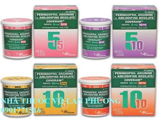 thuốc Coveram điều trị tăng huyết áp giá bao nhiêu(3)