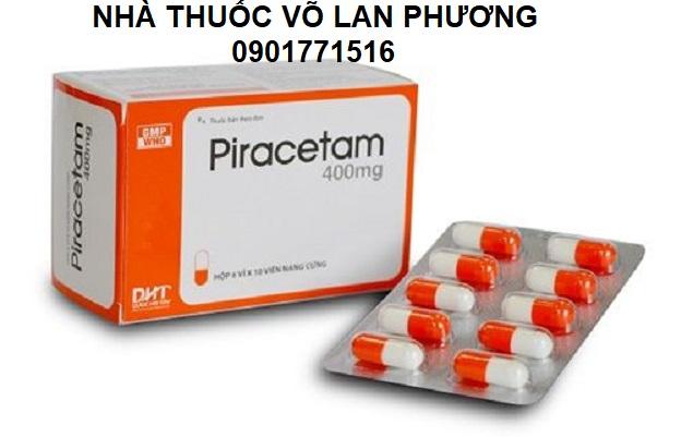 Thuốc piracetam điều trị rối loạn trí nhớ (4)