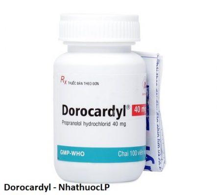 Dorocardyl - NhathuocLP