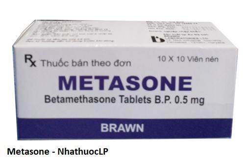 Metasone - NhathuocLP 1