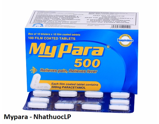 Mypara - NhathuocLP 1