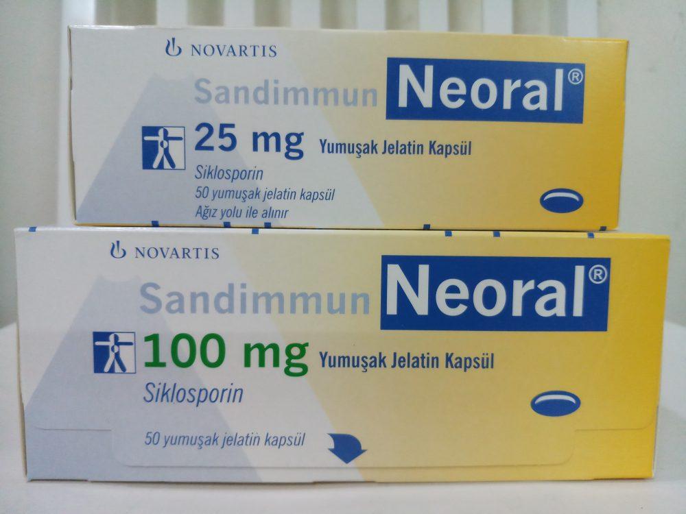 Thuoc Sandimmun Neoral 25mg 100mg Cyclosporine gia bao nhieu (3)