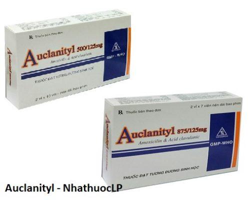 Auclanityl - NhathuocLP