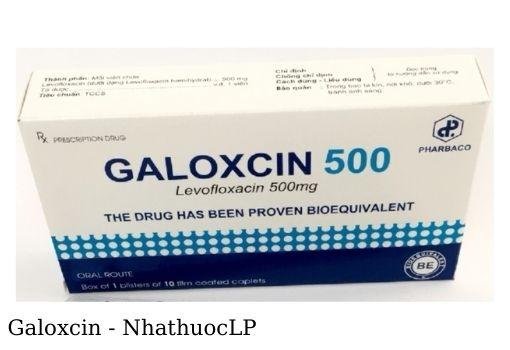 Galoxcin - NhathuocLP 1