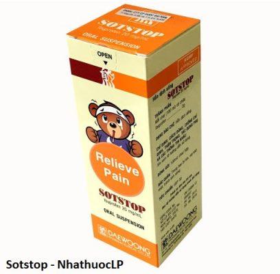 Sotstop - NhathuocLP 1