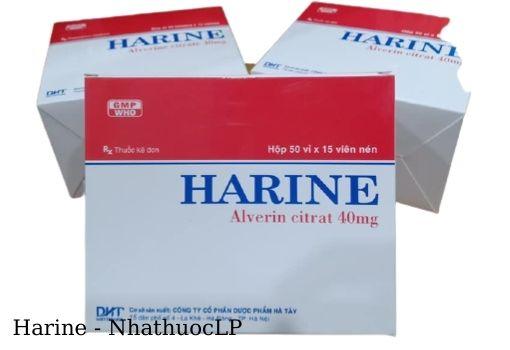 Harine - NhathuocLP 1
